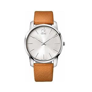 [ck カルバン・クライン ウォッチ]ck Calvin Klein 腕時計 ck City(シーケー シティ ) K2G21138 メンズ