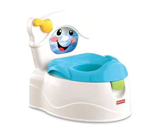 Fisher-Price Learn-to-Flush Potty (Baby Bath Ring Fisher Price compare prices)