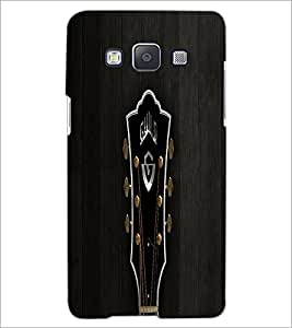 PrintDhaba Tuning Keys D-5501 Back Case Cover for SAMSUNG GALAXY E5 (Multi-Coloured)