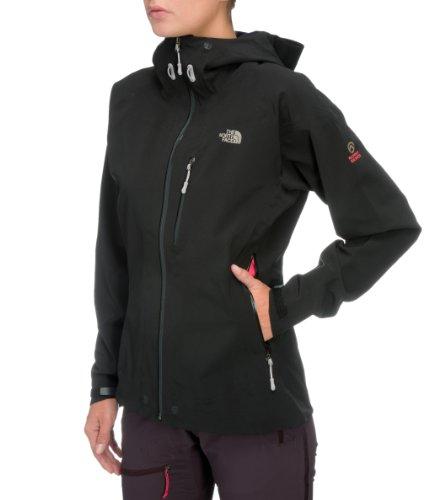 The North Face Women's Jammu Jacket Kletter Shell Jacke, Farbe: TNF Black (JK3), Größe: S