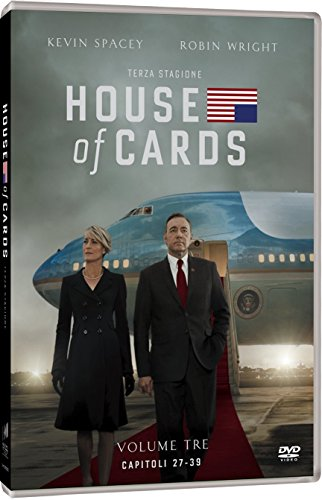 House of Cards - Stagione 3 (4 DVD)