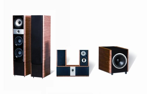 Eliese HP-Bw2 5.1 Tower Speaker System