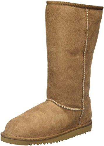 Ugg Australia K Classic Tall Youth US 5 Tan Winter Boot UK 4 EU 35 (Uggs Kids Classic Tall compare prices)
