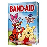 Johnson & Johnson Band-Aid Disney Winnie the Pooh Bandages - 20 Count (Pack of 6)