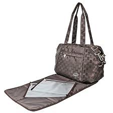 Mabyland Luxury Mini Elite Changing Bag Set (Brown) by MaByLand