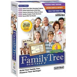 Family Tree Heritage Deluxe V7.0