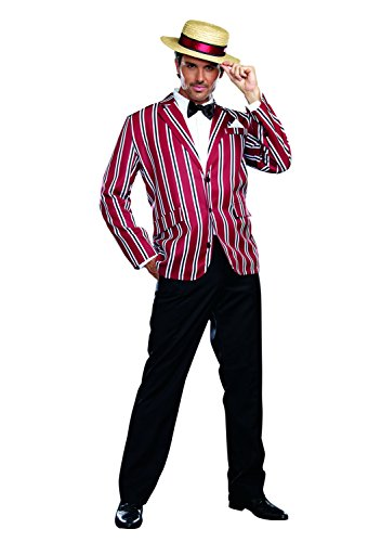 Dreamguy by DG Brands Men's 1920s Style Costume, Good Time Charlie