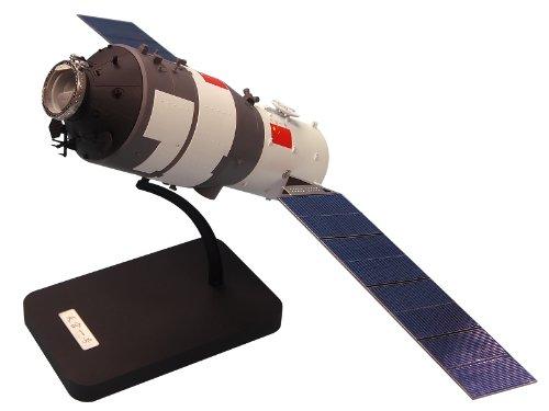 操作不能の中国の宇宙実験室「天宮1号」4月1日前後に地球落下へ