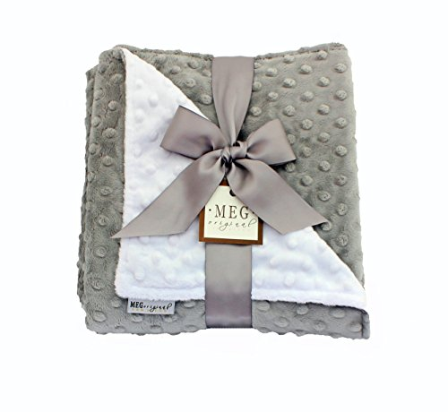 Gray And White Baby Bedding