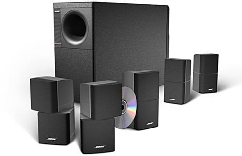 Bose Acoustimass 10 Series Ii -Black - Speaker System