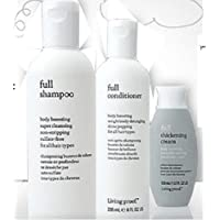 Living Proof the Full Collection Shampoo, Conditioner and Full Thickening Cream