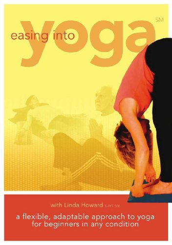 Easing Into Yoga with Linda Howard - helps with arthritis, pregnancy, Parkinson's, overweight; good for beginners