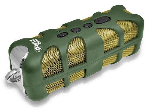 Sound Box Splash Rugged And Waterproof Wireless Marine Grade Portable Bluetooth Speaker (Green)