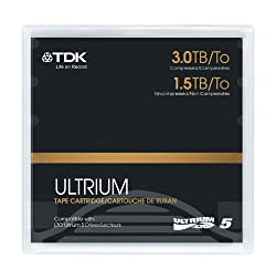 LTO5 Ultrium 1.5TB/3TB with Case
