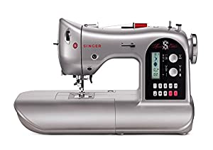 Singer Special Edition Computerized Sewing Machine with LCD Screen, Bonus Accessories by Singer