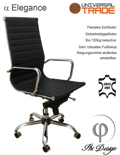 Ikea Flaxa Bed With Trundle ~ Schreibtischstuhl Drehstuhl Chefsessel Bürostuhl Leder Schwarz Alpha