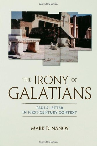 a literary analysis of the letter to the galatians by paul