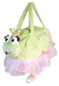 Laid Back Snuggle Duffle Bag, Tippy Toad