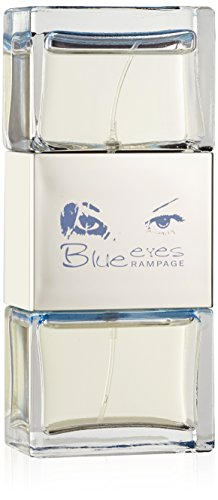 Rampage Blue Eyes 90 ml Eau de Toilette Spray per lei, 1er Pack (1 x 90 ml)