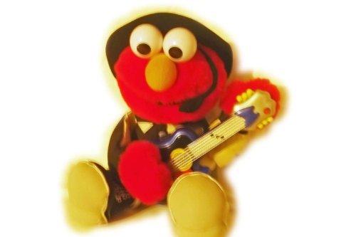 Country Singing Elmo by Fisher Price - 1