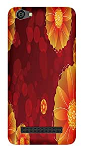 WOW Premium Design Back Cover Case For LYF Flame 1