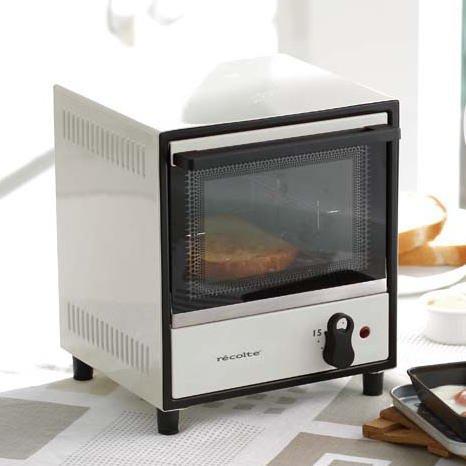 recolte(レコルト)  Solo Oven(ソロオーブン) ホワイト RSO-1(W)