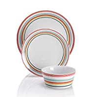 Miami 12 Piece Dinner Set