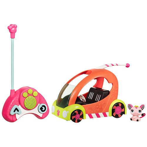 Littlest Pet Shop Littlest Pet Shop Rc Vehicle With Pet