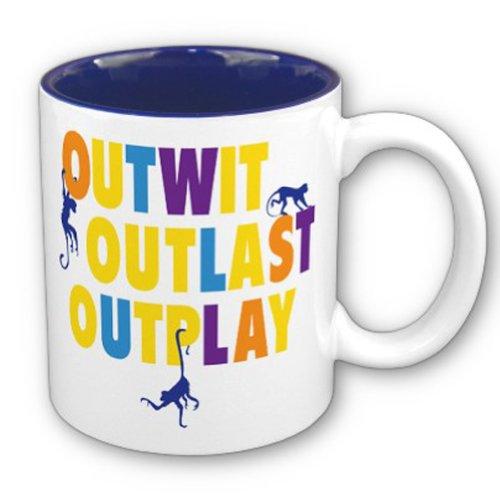Survivor Outwit, Outlast, Outplay Mug