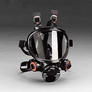 3M Full Facepiece Respirator, Large