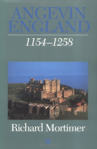 Angevin England: 1154 - 1258 front-859495
