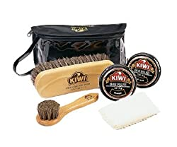 Kiwi Military M26 Complete Shoe Care Kit