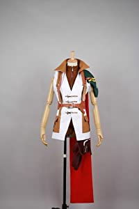 Cosplay Costume X-Large Size Final Fantasy XIII Lightning Japanese