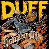 Duff McKagan - Believe In Me - Geffen Records - GEF24605, Geffen Records - GEF-24605