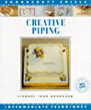 img - for Creative Piping: Intermediate Techniques (Sugarcraft Skills) book / textbook / text book