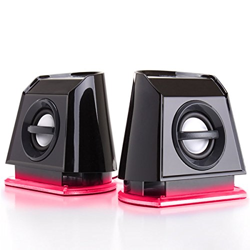 gogroove-20-usb-computer-speakers-with-red-led-glow-lights-deep-bass-passive-subwoofers-volume-contr
