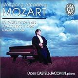 W.a. Mozart Sonata Piano (2)/Fantasia (2)/Adagio