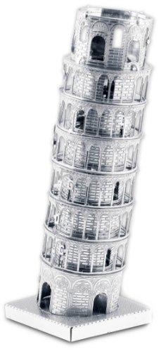 メタリックナノパズル ピサの斜塔 TMN-25