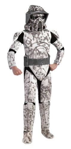 Boys Deluxe Clone Wars Arf Trooper Costume