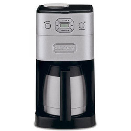 Conair Cuisinart Dgb-650Bc Grind & Brew Thermal 10-Cup Automatic Coffeemaker