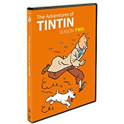 The Adventures Of Tintin: Season Two