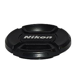 Nikon Center Pinch Lens Cap (52mm)