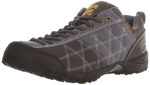 Five Ten Men's Guide Tennie Canvas Approach Shoe,Gun Steel Blue,12.5 D US