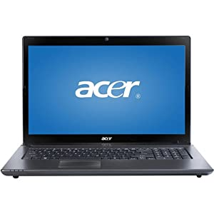 Acer Aspire AS7560-Sb416 Notebook AMD A-Series A6-3400M