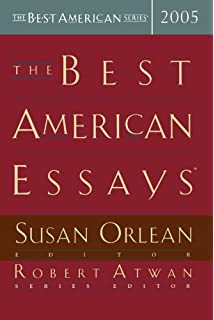 The Best American Essays | Series | LibraryThing