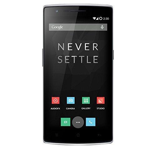 OnePlus One Smartphone, 64 GB, Nero [Italia]