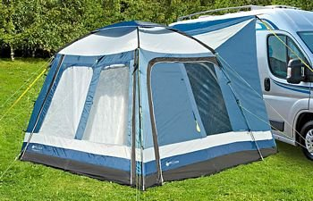 Homemade awning for a VW T5 Campervan - Camper van t-shirts