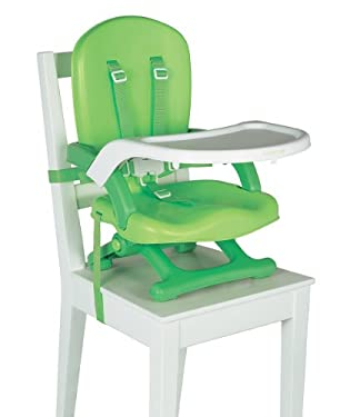 Travel Booster Seat With SteriTouch® - Green