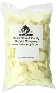 Oasis Supply Merckens, White Compound Coatings, 1 Pound