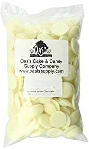 Oasis Supply Merckens, White Compound Coatings, 1 Pound